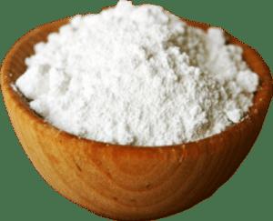 Baking soda skun remedy