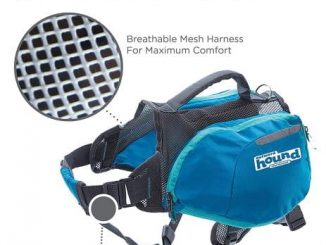 Best dog backpack for walking and outdoor camping, hiking and tactical work